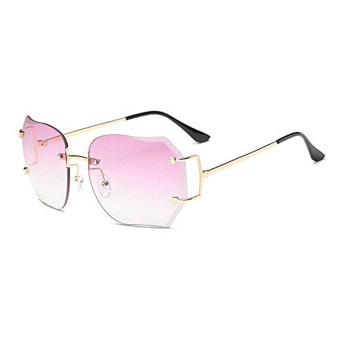 MINCL soleil Femme de pink gold Lunette aar8qxEp