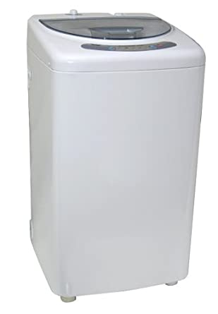 Haier HLP21N Portable Top Load Washer With Stainless Steel Tub
