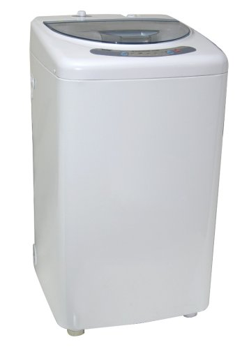 Haier HLP21N Portable Washer Stainless