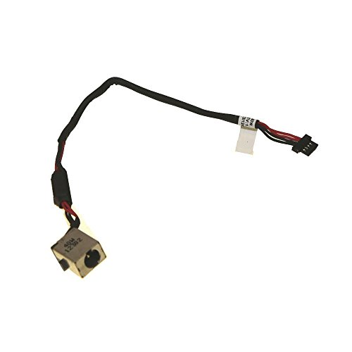 New Ac Dc-in Power Jack w/Cable Harness Connector Socket for ACER ASPIRE ONE 756 SERIES CABLE DC30100L200 50.SGYN2.002 DC30100L100 756-2899 AO756-2899