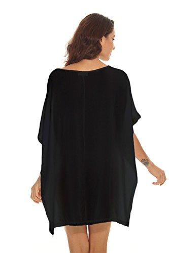 Himone Black da Copricostume e grande largo donna BZvnxq7E