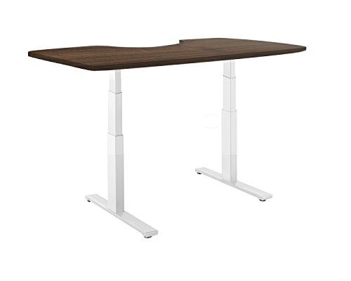 Autonomous Ergonomic Walnut Veneer Table Top For DIY Standing Desk Kit