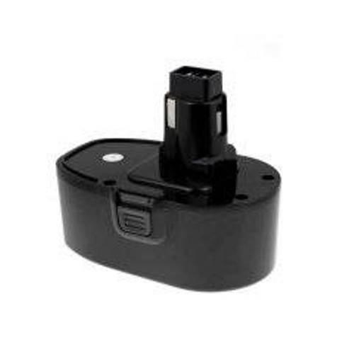 Batteria di qualità – Batteria per DEWALT Lampada DW919 2500 mAh NiCd (con delle cellule di batteria di Giappone), NiCd, 18 V