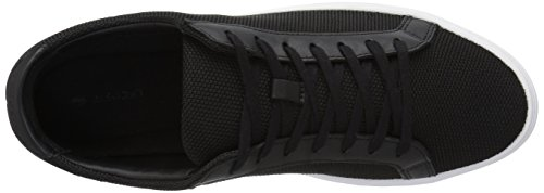 Lacoste Men's L.12.12 Fashion Sneaker Black comfortable discount websites online Shop fashionable sale online free shipping release dates gWvsmq1b