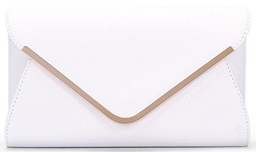 ILISHOP High-end Brand Evening Envelope Clutches Bag for Women New Handbags Shouder Bags (Clutch Purse)