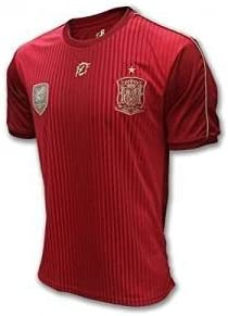 Camiseta Oficial Real Federación Española Infantil (14): Amazon.es ...