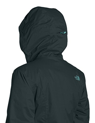 North Quest Face Imperméable darkest The Spruce Veste Femme Vert 1wqHwdE