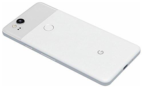 Google Pixel 2 128GB - Clearly White, Google Unlocked Version (Renewed)