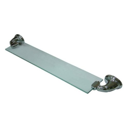 picture of Kingston Brass BA629C Magellan Glass Shelf , Polished Chrome
