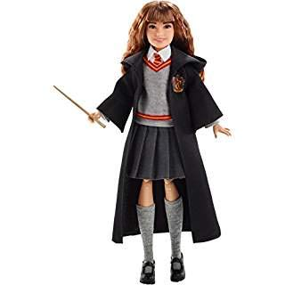 "Hermione Granger Harry Potter Wizarding World Doll 10"""