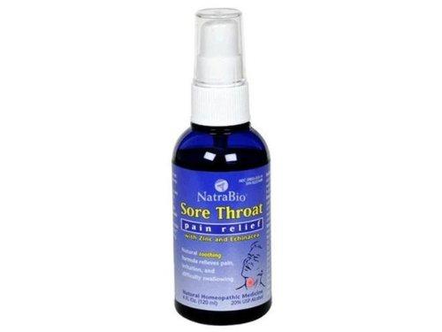 - Natra Bio Throat Spray Sore
