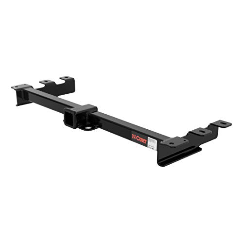 CURT 13932 Class 3 Trailer Hitch, 2-Inch Receiver for Select Chevrolet Silverado 1500, GMC Sierra 1500