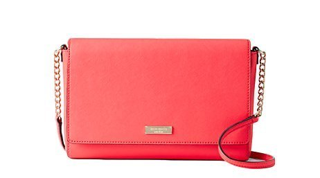 Kate Spade New York Tilden Place Alek Crossbody Bag in Crab Red