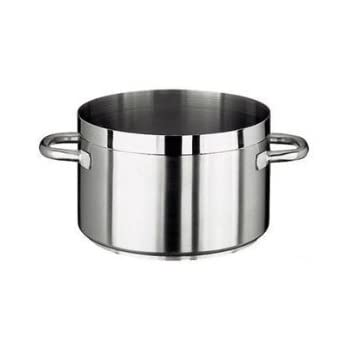 Amazon.com: Grand Gourmet acero inoxidable bajo Stockpot ...