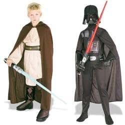 Jedi vs Sith Battle Chest Child Costume Set - One Size