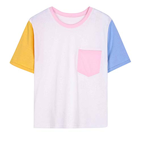 Women's Legend Performance Short Sleeve T-Shirt, Tank Tops Women Camisole Plus Size Vest Plain Tops Summer Blouse T-Shirts,Women's Studded Shamrock St. Patrick's Day Tshirt White