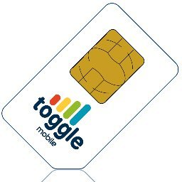 Toggle Mobile Prepaid SIM Card for Australia, Denmark, France, Germany, Ireland, Netherlands, Norway, Poland, Spain, Sweden, Switzerland, United Kingdom, - Paypal Call Free