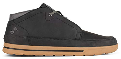 Forsake Phil Chukka - Men's Casual Leather Mid-Top (10.5, ()