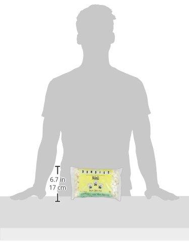 Dandies - Minis - Vegan Marshmallows, Vanilla, 10 Ounce (Pack of 2) by Dandies (Image #4)