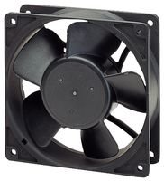 Professional Grade Products AD1224UB-F51 DC-FAN, Ball Bearing, Lead Wire, 24V, 122 CFM, 120 mm x 120 mm x 38 mm