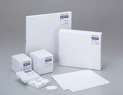 Advantec MFS GD12025MM Fiber Filter, Water Quality Testing, Grade gd120, 25 mm Diameter, 0.51 mm Thickness (Pack of 50) by ADVANTEC MFS