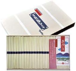 手延べそうめん きぬいと 50g×18束 木箱入 厳選小麦 平釜塩使用 伝統の手延べ製法