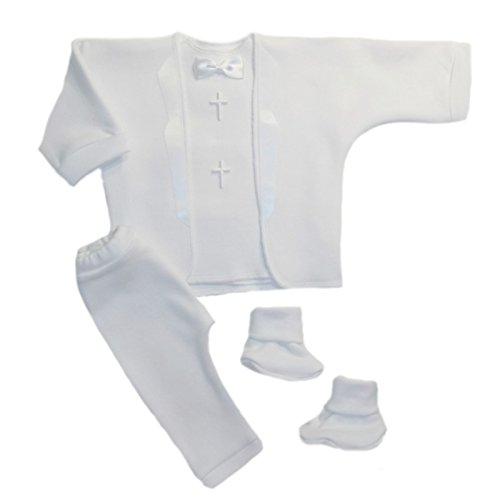 Amazon.com: Jacqui traje de bebé Boys Cruz Cristiana Tuxedo ...