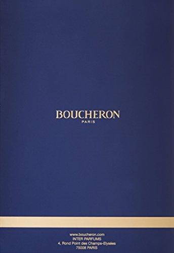 BOUCHERON Pour Homme Eau de Parfum, Woody Citrus, 3.3 fl. oz.