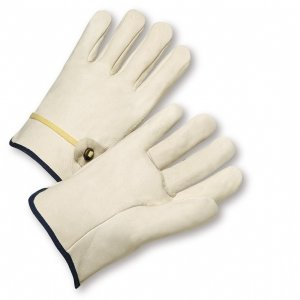 (Westchester Work Gloves Ball and Tape Select Grain Cowhide Driver Gloves - (RB)sizes=xlarge)
