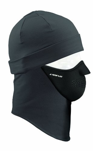 - Seirus Innovation 2232 Unisex Dynamax Quick Combo Headliner Skull Cap with Built in Balaclava for Head Face and Neck Protection, One Size