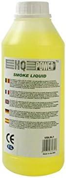 HQ Power Standard Smoke Liquid 1L Blanco, Amarillo - Máquina de Humo