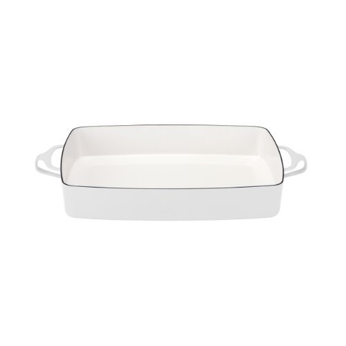 Dansk Kobenstyle Rectangular Baker, White by Dansk