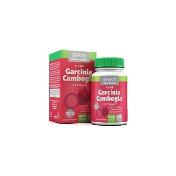 Independently Tested Garcinia Cambogia Extract - Confirmed Full Strength 60 Percent HCA - Published Results - Vegan, Non-gmo, Gluten-free - 180 Vcaps