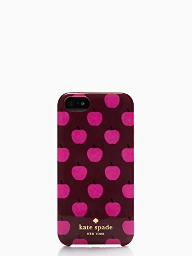 """Kate Spade New York """"New York Apple' iPhone 5 & 5s Case @ The STAR Products (Pink)"""