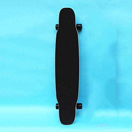 HBJB Junge Skateboards des Skateboards des Langen Bretttanzbrettes Vier Radskateboards Radskateboards Radskateboards Erwachsene Anfänger und Mädchen bürsten Straßenskateboard B07QJT9L3V Longboards Sonderaktionen zum Jahresende 2a1cdc