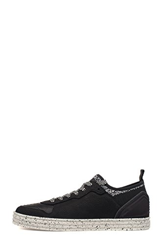 Hogan Rebel Sneakers Uomo HXM1410U370FM00002 Pelle Nero