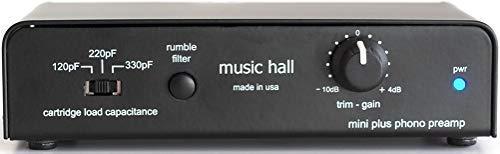 Music Hall mini plus MM/MC Phono Preamp/Headphone Amp