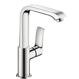 hansgrohe 31087001 metris 230 single hole faucet chrome by hansgrohe home kitchen. Black Bedroom Furniture Sets. Home Design Ideas