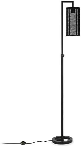 Henn Hart FL0116 Modern Industrial Floor Contemporary Blackened Bronze