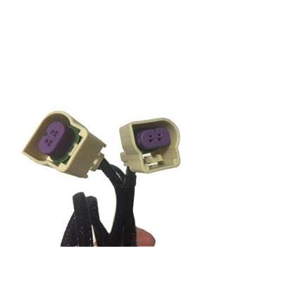 New Knock Sensor Conversion Adapter LS1 Harness to Dual Wire Knock Sensors LS3: Automotive