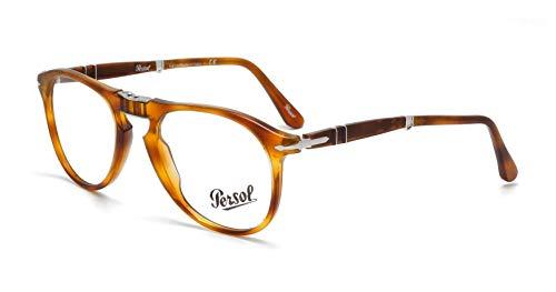 PERSOL Eyeglasses PO 9714VM 96 Terra Di Siena 52MM (Persol 9714)