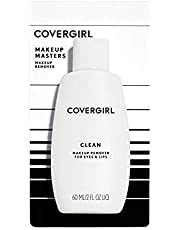 COVERGIRL Clean Makeup Remover for Eyes & Lips, 2 oz (Packaging May Vary) Old Version