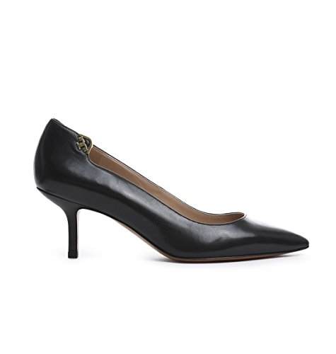 Pumps Women's Leather Tory Black 32604001 Burch 450wX