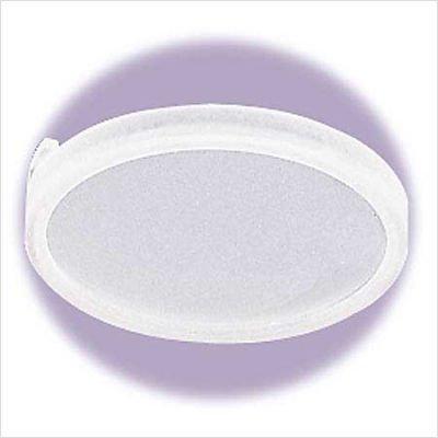 Sea Gull Lighting 9414-33 Ambiance LX Glass Diffuser Trim, Satin White Trim