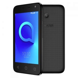 Alcatel 4034X-2AALGBA U3 Smartphone - Volcano Black