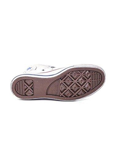 Star All Ltd Hi 1c16fa32 Calcestruzzo Converse Leather Fumo Multicolore 5qH7Fnxw