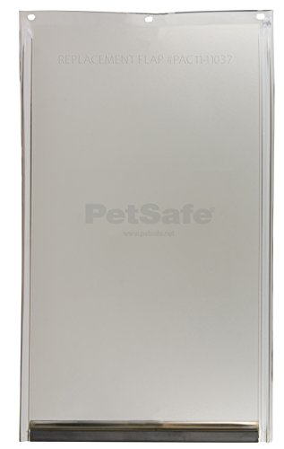 PetSafe Dog and Cat Door Replacement Flap, Small, 5 1/8