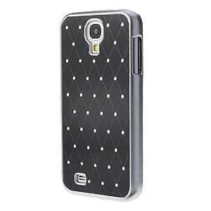 JJE Sparkling Babysbreath Diamante Electroplating Hard Case for Samsung Galaxy S4 I9500 , Golden