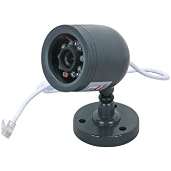 31lrUZUJa9L._SL500_AC_SS350_ amazon com weatherproof color security camera with night vision  at bakdesigns.co