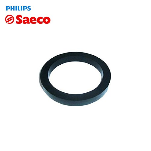 Genuine Philips/Saeco/Gaggia NG01/001 8.5mm Rubber Seal Filter Holder Gasket by Gaggia (Parts Machine Espresso Gaggia)
